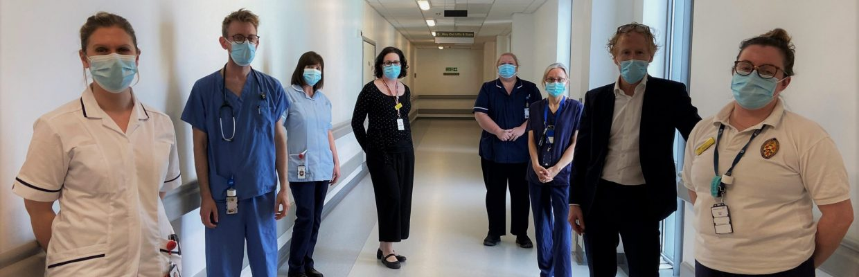 Newcastle Hospitals Long Covid Clinic Team